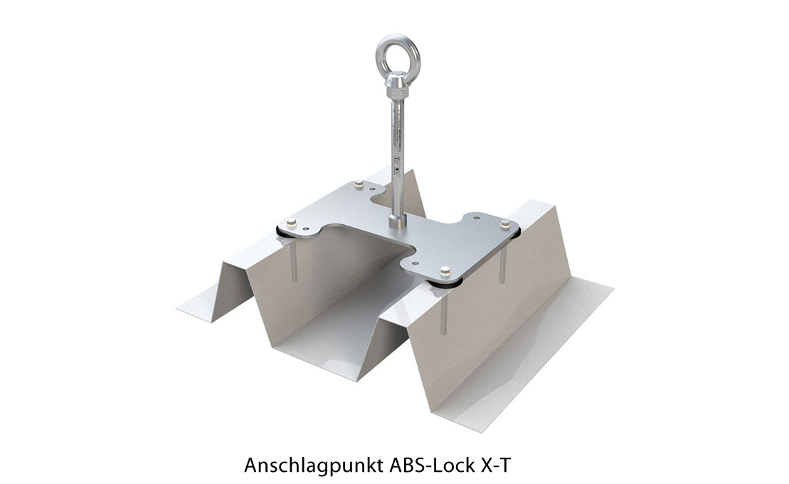 Anschlagpunkt-ABS-Lock-X-T